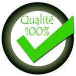 Qualite 100 % satisfaction